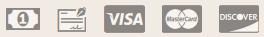 Dr. Cova accepts Credit Cards