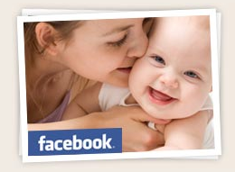 Share Baby Pictures on Facebook